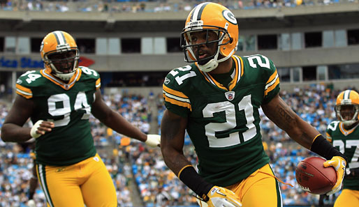 NFC-Cornerback: Charles Woodson (Green Bay Packers)