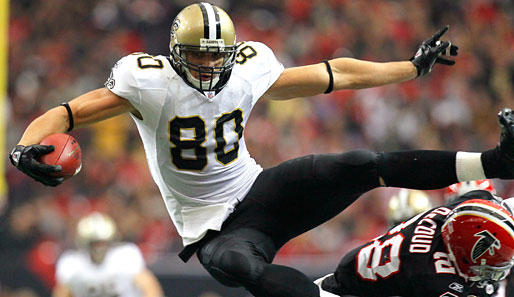 NFC-Tight-End: Jimmy Graham (New Orleans Saints)