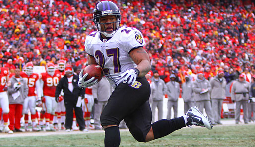 AFC-Running-Back: Ray Rice (Baltimore Ravens)