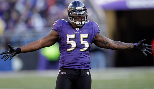 AFC-Outside-Linebacker: Terrell Suggs (Baltimore Ravens)