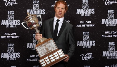 Lady Byng Memorial Trophy (sportsmanlike play): Brian Campbell (Florida Panthers)