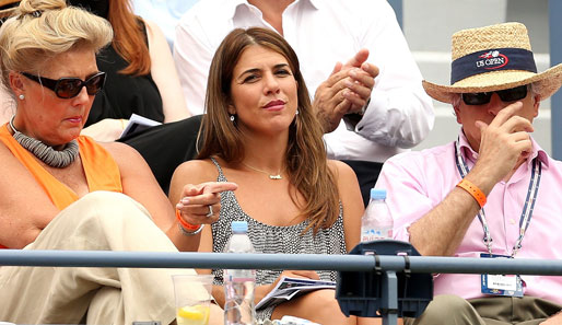 Jennifer Capriati kennt den Center Court aus dem Effeff