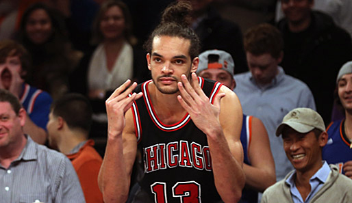 Power Forward: Joakim Noah (Chicago Bulls, eine Nominierung)