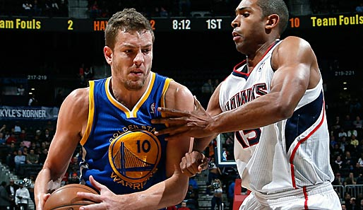 Power Forward/Center: David Lee (Golden State Warriors, zwei Nominierungen)
