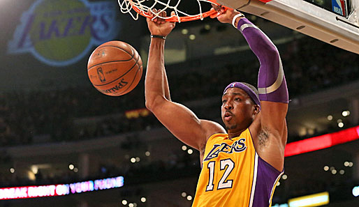 Center: Dwight Howard (Los Angeles Lakers, 922.070 Stimmen, sieben Nominierungen)