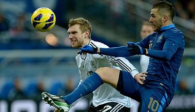 Deutschland Frankreich Testspiel