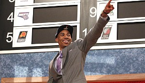 3. Pick: Die Washington Wizards wählen Otto Porter (SF, Georgetown)
