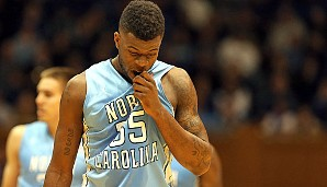 25. Pick: L.A. Clippers sicherte sich die Dienste von Reggie Bullock (SF, North Carolina)