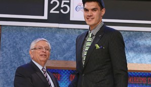 12. Pick: Die Oklahoma City Thunder holen mit Steven Adams einen echten Center-Haudegen