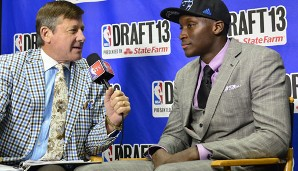 2. Pick: Die Orlando Magic wählen Victor Oladipo (SG, Indiana)