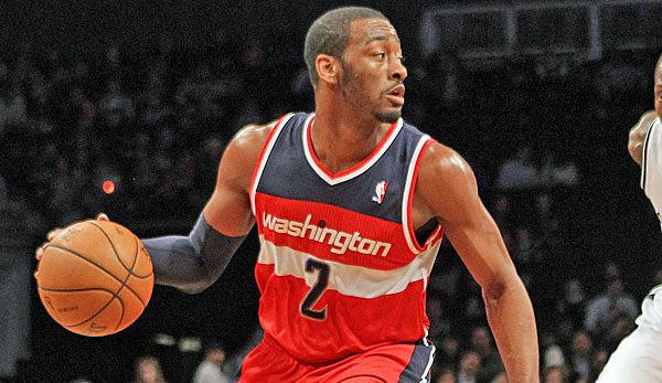Point Guard: John Wall (18,5 Punkte, 7,6 Assists im Vorjahr)
