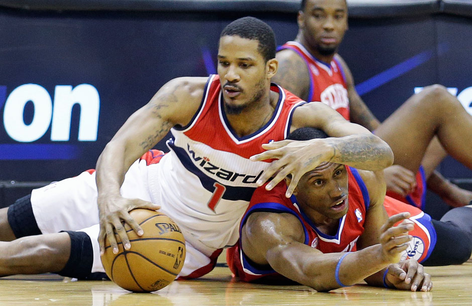 Small Forward: Trevor Ariza (9,5 Punkte, 4,8 Rebounds)