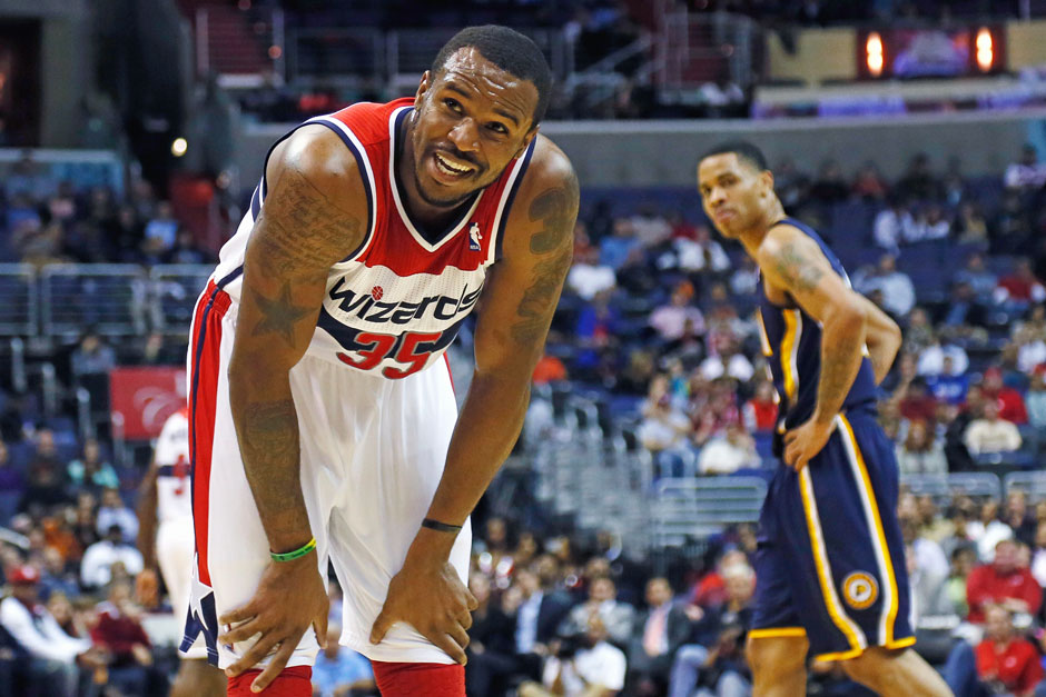 Power Forward: Trevor Booker (5,3 Punkte, 4,9 Rebounds)