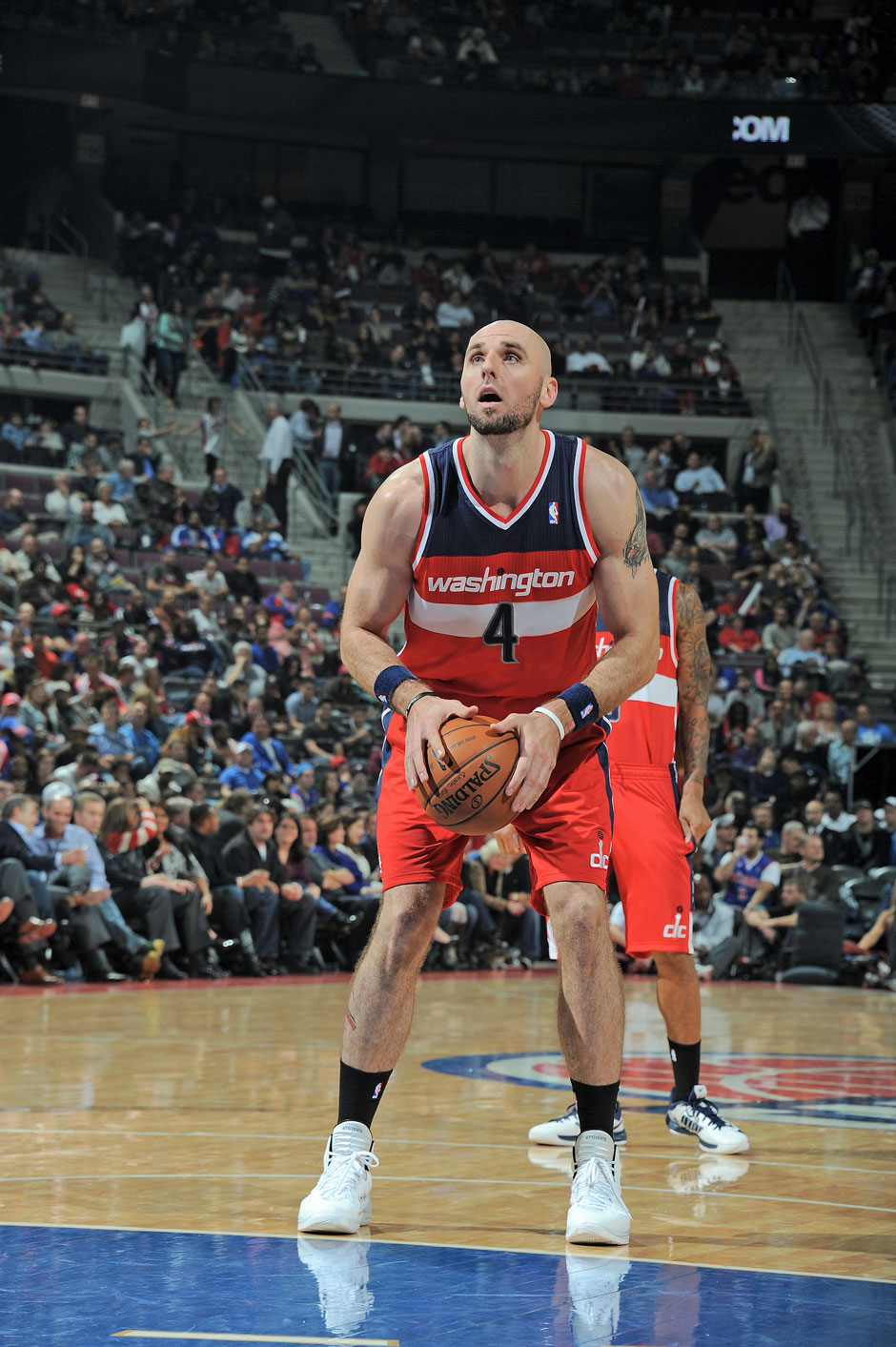 Bank: Marcin Gortat (Center, 11,1 Punkte, 8,5 Rebounds)