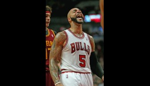 Power Forward: Carlos Boozer (16,9 Punkte, 8 Rebounds)