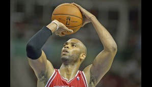 Bank: Taj Gibson (10 Punkte, 6,4 Rebounds, 1,5 Blocks)