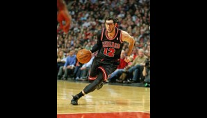 Bank: Kirk Hinrich (8,6 Punkte, 4,5 Assists)