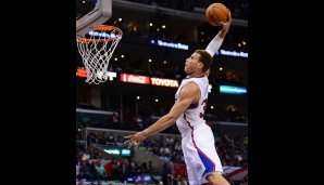 Power Forward: Blake Griffin (22,9 Punkte, 10,9 Rebounds, 3,3 Assists)
