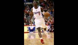 Bank: Darren Collison (5,2 Punkte, 1,5 Assists)