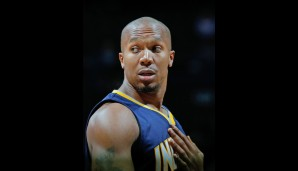 Power Forward: David West (12,2 Punkte, 7,5 Rebounds, 1,4 Blocks)