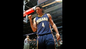 Bank: Luis Scola (Power Forward, 8,2 Punkte, 3,7 Rebounds)