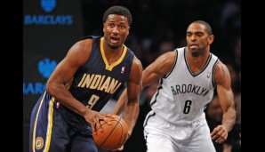 Rookie: Solomon Hill (Power Forward, 1,2 Punkte)