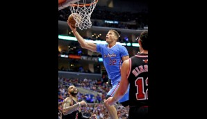 Power Forward: Blake Griffin (22,5 Punkte, 10,7 Rebounds)