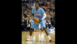 Bank: Darren Collison (Point Guard, 5,1 Punkte, 1,6 Assists)