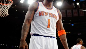 Bank: Amar'e Stoudemire (14,2 Punkte, 5,0 Rebounds)