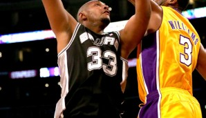 Bank: Boris Diaw (5,8 Punkte)