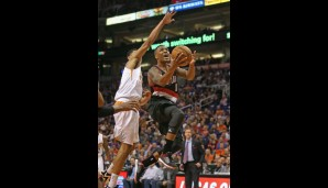 Point Guard: Damian Lillard (20,5 Punkte, 5,7 Assists, 5,5 Rebounds)