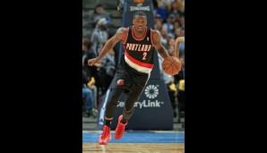 Shooting Guard: Wesley Matthews (18 Punkte, 6,2 Rebounds)