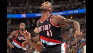 Bank: Thomas Robinson (Power Forward, 4,8 Punkte, 3,2 Rebounds)