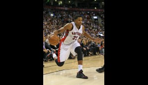 Small Forward: Rudy Gay (17,9 Punkte, 7 Rebounds)