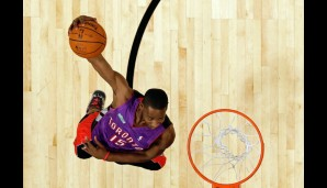 Bank: Terrence Ross (Guard, 6,3 Punkte, 42,9 % Dreier)
