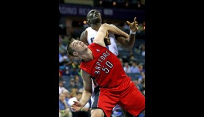 Bank: Tyler Hansbrough (Power Forward, 8,9 Punkte, 6,4 Rebounds)