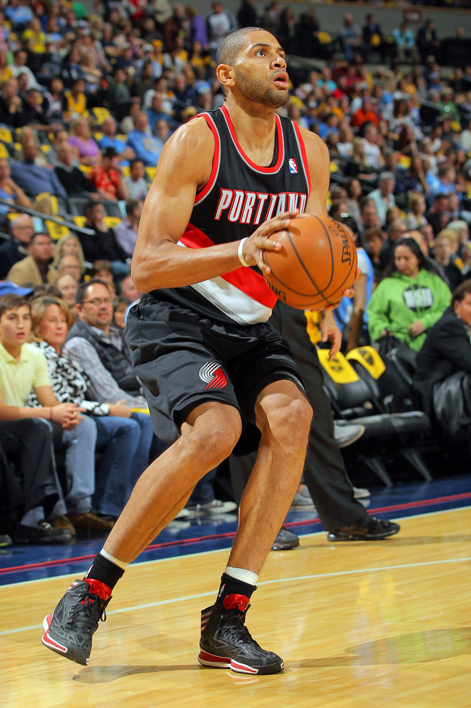 Small Forward: Nicolas Batum (13 Punkte, 7,9 Rebounds, 5,8 Assists)