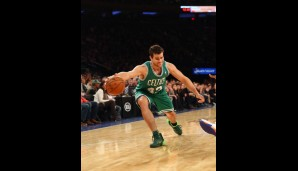 Bank: Kris Humphries (5,5 Punkte, 4,4 Rebounds)