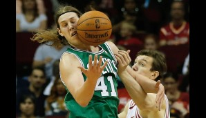 Bank: Kelly Olynyk (7,4 Punkte, 5,3 Rebounds)