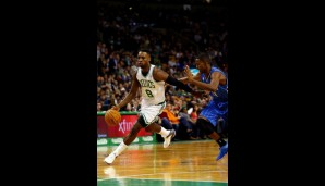 Small Forward: Jeff Green (16,5 Punkte, 4,5 Rebounds)