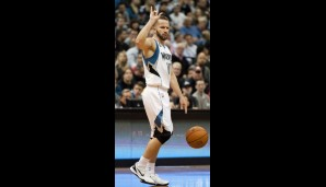 Bank: J.J. Barea (Point Guard, 7,6 Punkte, 3,8 Assists)