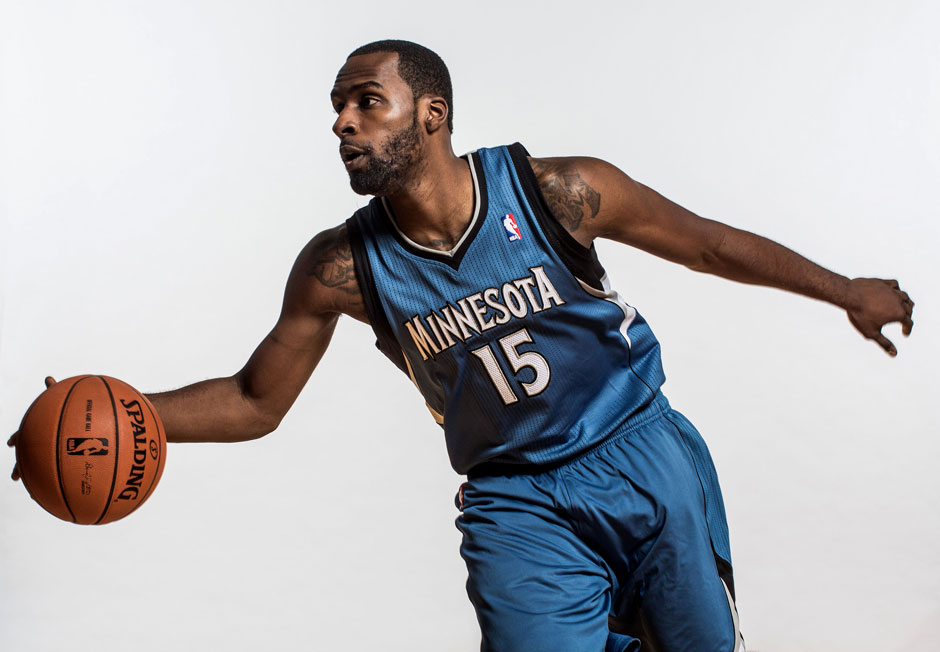 Rookies: Shabazz Muhammad (Small-Forward, 0,9 Punkte)