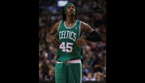 Bank: Gerald Wallace (45 % Dreier, 1,5 Steals)