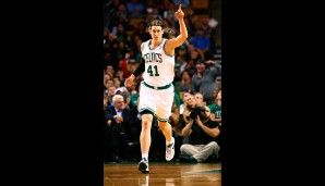 Bank: Kelly Olynyk (7,5 Punkte, 5,4 Rebounds)
