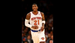 Shooting Guard: Iman Shumpert (7,3 Punkte, 1,5 Steals)