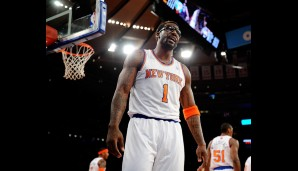 Bank: Amar'e Stoudemire (4,9 Punkte, 2,8 Rebounds)