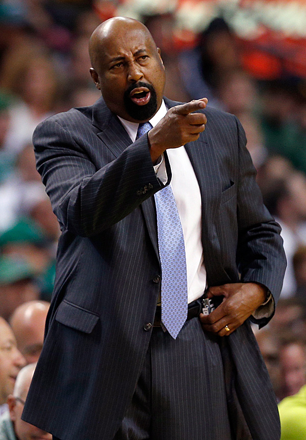 Trainer: Mike Woodson