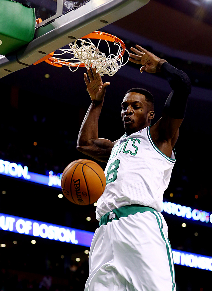 Small Forward: Jeff Green (16,7 Punkte, 4,4 Rebounds)