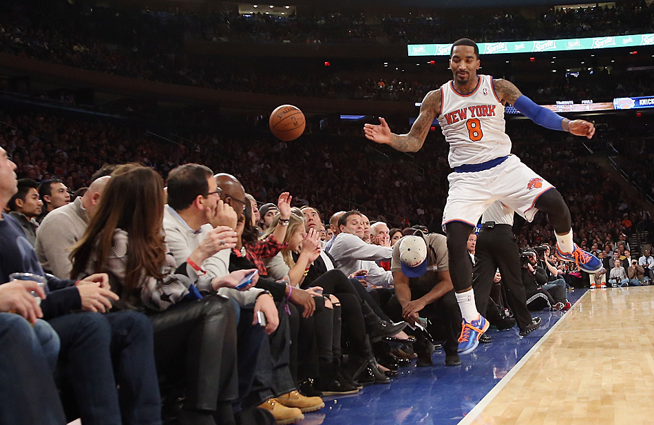 Bank: J.R. Smith (11,7 Punkte, 4,9 Rebounds)