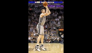 Matt Bonner (Power Forward, 3,2 Punkte, 1,3 Rebounds)
